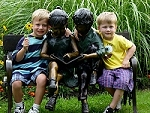 Bronze Children Statues and Statues click here