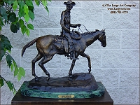 Will Rogers bronze statue